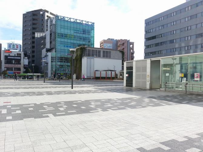 浦和駅東口駅前市民広場の利用について