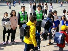 """さいたま市/""""絆""""学校訪問(平成..."""